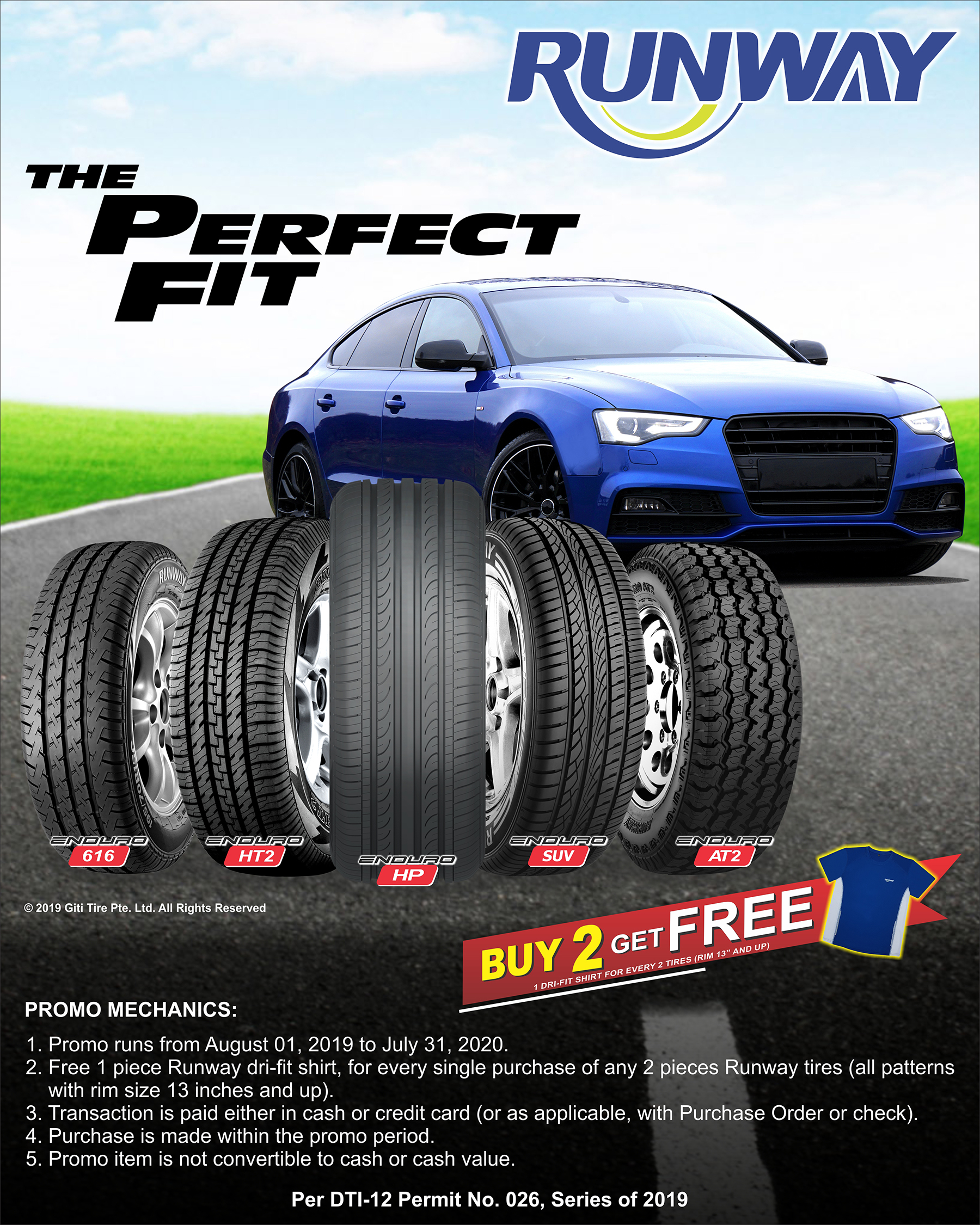 PERFECT FIT PROMO